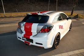 opel astra opc 2006 opel astra h opc nurburgring by wrapworks