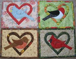 Quilted Mug Rug Pattern 613 Best Quilting Mug Rug Or Placemat Images On Pinterest Table