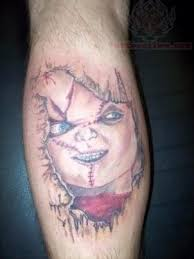 chucky tattoo images u0026 designs