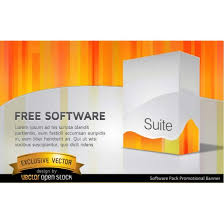 software box template download at vectorportal