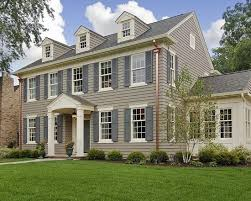 Colonial Home Designs Best 25 Colonial Exterior Ideas On Pinterest Colonial Style