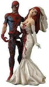 corpse wedding zombies corpse wedding theme inspiration 2071246 weddbook