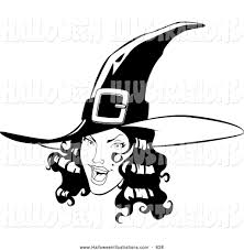 halloween clipart witch royalty free face stock halloween designs