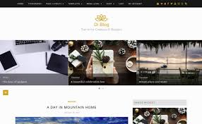 best blog themes ever 30 best free wordpress personal professional blog themes for 2018