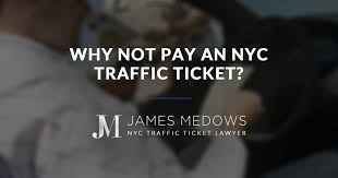 red light ticket lawyer nyc why not pay an nyc traffic ticket click here