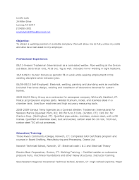 resume format exles for steel fabrication welders resume therpgmovie