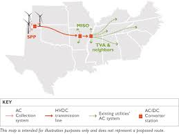 The Great Plains Map Plains U0026 Eastern Clean Line Clean Energy Hvdc Project Overview