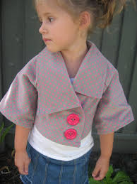cute jacket pattern favorite patterns children jacket pattern boleros and patterns