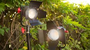 lighting with the came tv boltzen series lights for professional