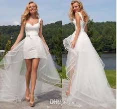 wedding wear dresses 2017 wedding dress two pieces sweetheart back lace up