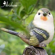 discount resin bird ornaments 2017 resin bird ornaments on sale