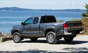 toyota inc 2016 toyota tacoma first drive review autonxt