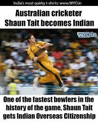 Shaun T Memes - india s most quirky t shirts wwwwyoin australian cricketer shaun