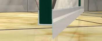 Plastic Shower Door Seal Shower Screen Door Seal Lining For Your Shower Screens