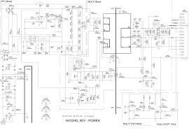 circuit diagram of home theater some common samsung tv circuit diagrams learn basic electronics