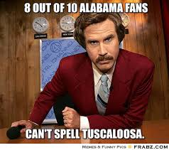 Alabama Football Memes - alabama football jokes google search football pinterest