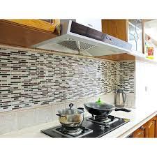 kitchen stick on backsplash awesome self adhesive wall tiles self adhesive backsplash wall