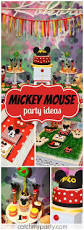 Halloween Birthday Party Ideas Pinterest by 789 Best Mickey Mouse Party Ideas Images On Pinterest Mickey