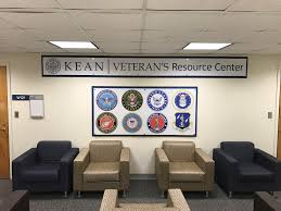 Donovan Student Desk by Veteran Student Services Kean University