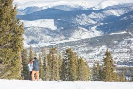 Breckenridge Ski Map Breckenridge Ski And Snowboarding Winter Proposal Engagement On
