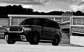 range rover black vogue wallpapers and images wallpapers