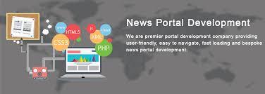 Home Design Companies In India News Portal Development News Portal Designing Company In India