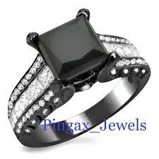 Gothic Wedding Rings by 284 Besten Gothic Engagement Rings Bilder Auf Pinterest