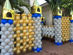 Balloon Decoration At Home Birthday Decoration Ideas At Home With Balloons Free Art Party