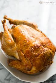 How To Cook A Thanksgiving Turkey In The Oven Mom U0027s Roast Turkey Recipe Simplyrecipes Com