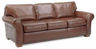 Flexsteel Leather Sofa Vail Flexsteel