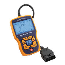 actron obd ii super auto scanner read it right with sears