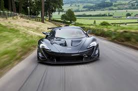 mclaren p1 mclaren p1 lm sets fastest time for road legal car at goodwood