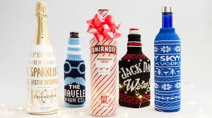 alcoholic drinks bottles limited edition holiday alcohol bottles holiday liquor gifts