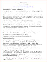 Relocation Resume Example by Associate Recruiter Resume Free Resume Templates Professional