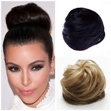 bun clip large yaki clip in bun for black american women