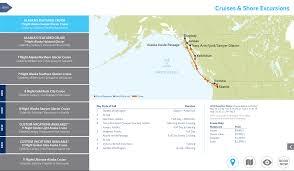 Alaska Inside Passage Map by Alaska Android Apps On Google Play