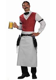 saloon bartender costume boys halloween costumes pinterest