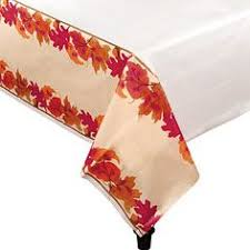 thanksgiving plastic table covers 46 best p2o thanksgiving tableware images on pinterest party