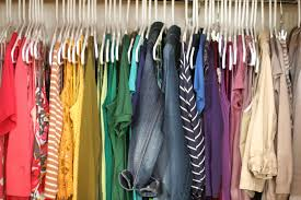 try to organize your closet and get it right how ornament my eden