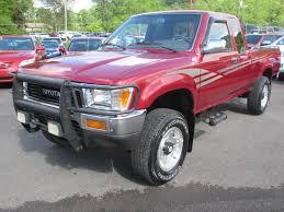 toyota wheelbase 1991 toyota 4wd trucks 1 2 ton wheelbase s stock