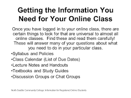 universal online class you re registered for an online class now what do you do welcome
