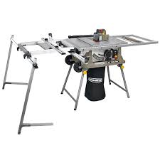 dewalt jobsite table saw accessories rockwell rk7241s table saw with laser power table saws amazon com