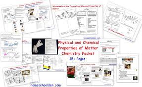 physical properties of matter u2013 chemical properties of matter 45