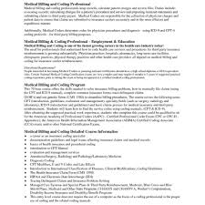 Top 8 Medical Billing Coordinator Resume Samples by Medical Billing And Coding Resume Sample Medical Billing And