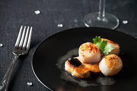 epicurien recettes de cuisine foie gras aux st jacques