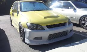 2001 lexus is300 yellow the life of my is300 lexus is forum