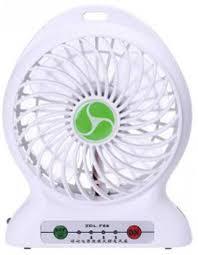 rechargeable fan online shopping shopimoz mini portable super fast mist rechargeable fan 4 blade