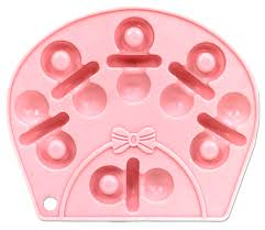 kitchen collection baby pacifier silicone ice cube tray 09072 kitchen collection baby pacifier silicone ice cube tray 09072