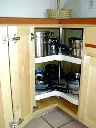 corner kitchen cabinet organization ideas how to organize a corner cabinet gallery of great ideas for