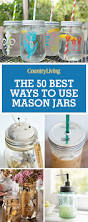 50 great mason jar ideas easy uses for mason jars